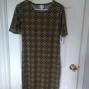NWT LulaRoe Julia Women Dress Size S